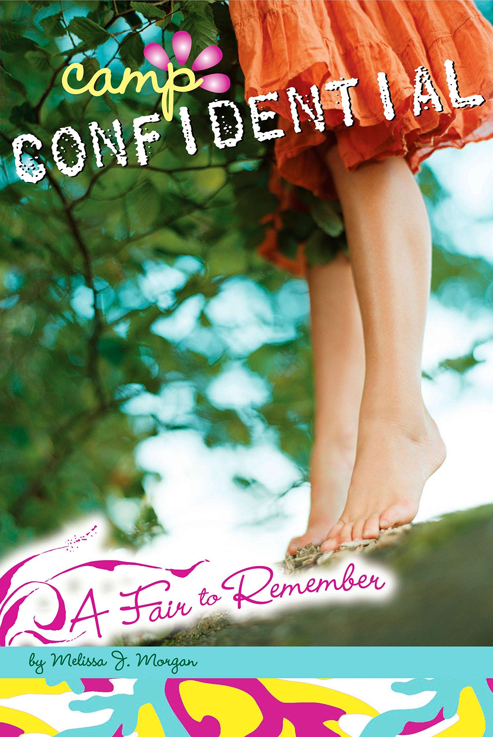 A Fair to Remember (Camp Confidential, No. 13) PDF