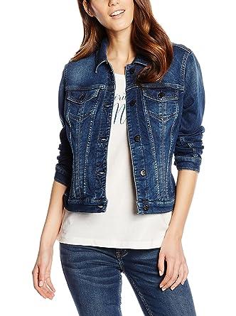bester Service neueste trends von 2019 uk billig verkaufen MUSTANG Jeans Jacke denim L: Amazon.de: Bekleidung