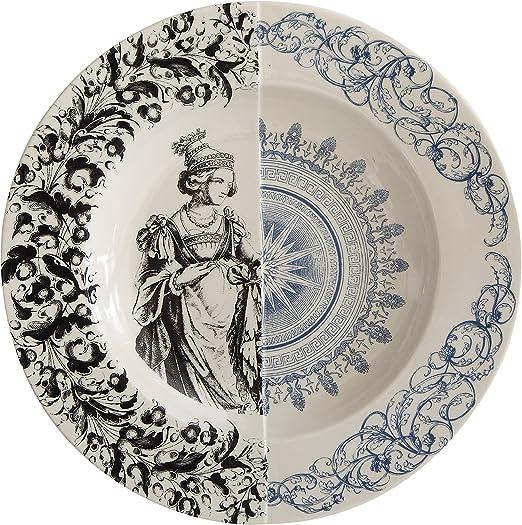 Creative Co-op Stoneware Platter