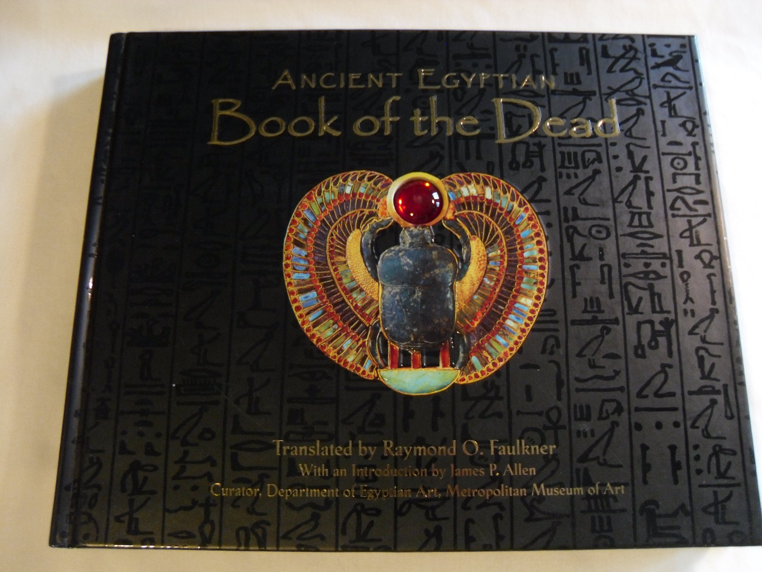Download Ancient Egyptian Book of the Dead pdf epub