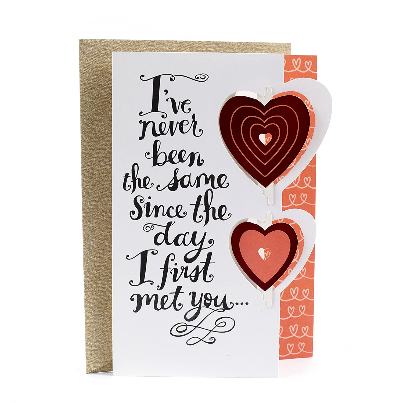 Amazon Hallmark Between You Me Sweetest Day Card Love Of My