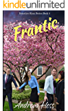 Frantic (Book 4 of the Detective Ryan Series)
