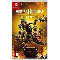 Mortal Kombat 11 Ultimate Nintendo Switch (Kutu Içinde Kod)