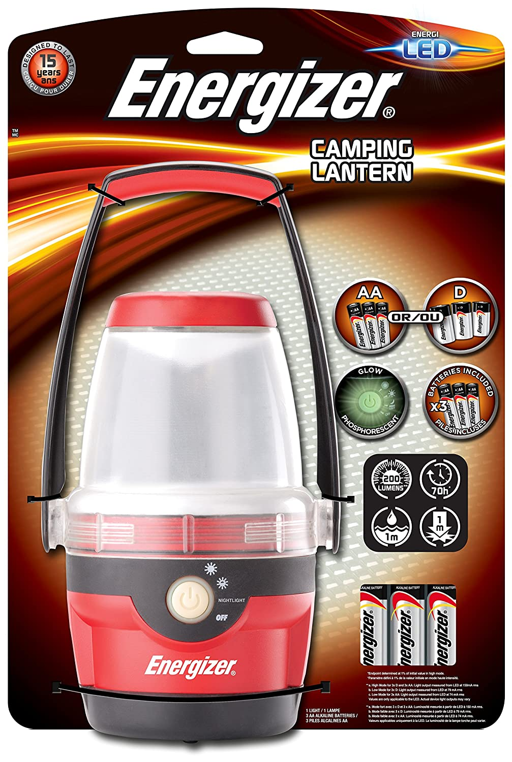Energizer Camping Light B005JD5JKE