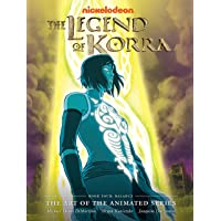 The Legend Of Korra: The Art of the Animated Series - Book Four: Balance
