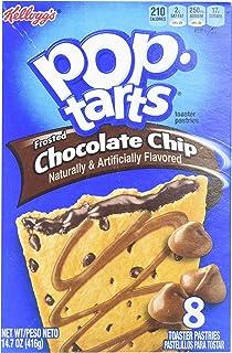 Kelloggs Pop Tarts Chocolate Chip 416g