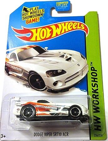 Dodge viper hot wheels