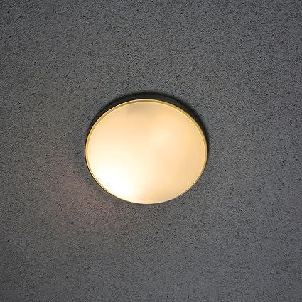 Plafón Sophia 6000.302 de Ranex - Detector de movimiento - Cristal mate: Amazon.es: Iluminación