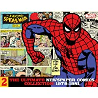 The Amazing Spider-Man 2: The Ultimate Newspaper Comics Collection: 1979-1981