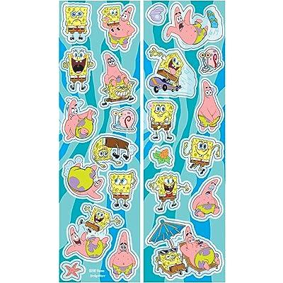 Spongebob Squarepants Sticker Sheets: Toys & Games