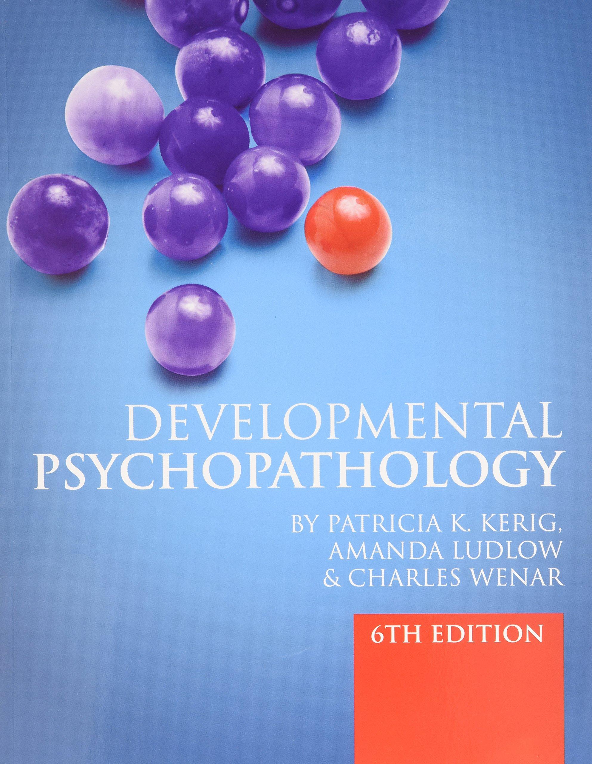 Download SW: Developmental Psychopathology: From Infancy Through Adolescence with Dsm-5 Update Supplement (UK Higher Education Psychology) pdf