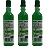 Super Green Lucky Bamboo Fertilizer (3 Bottles) Ready-to-use All Purpose Plant Food