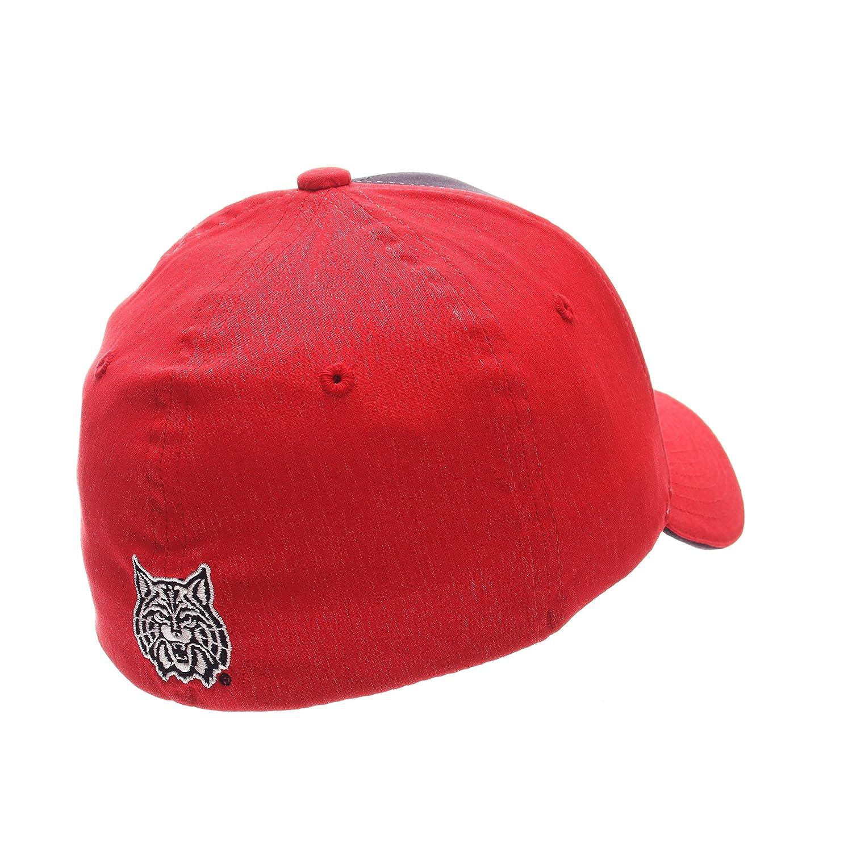 Georgia Bulldogs Flat Bill Baseball Cap Hat Snapback Adjustable One Size Unisex Natural