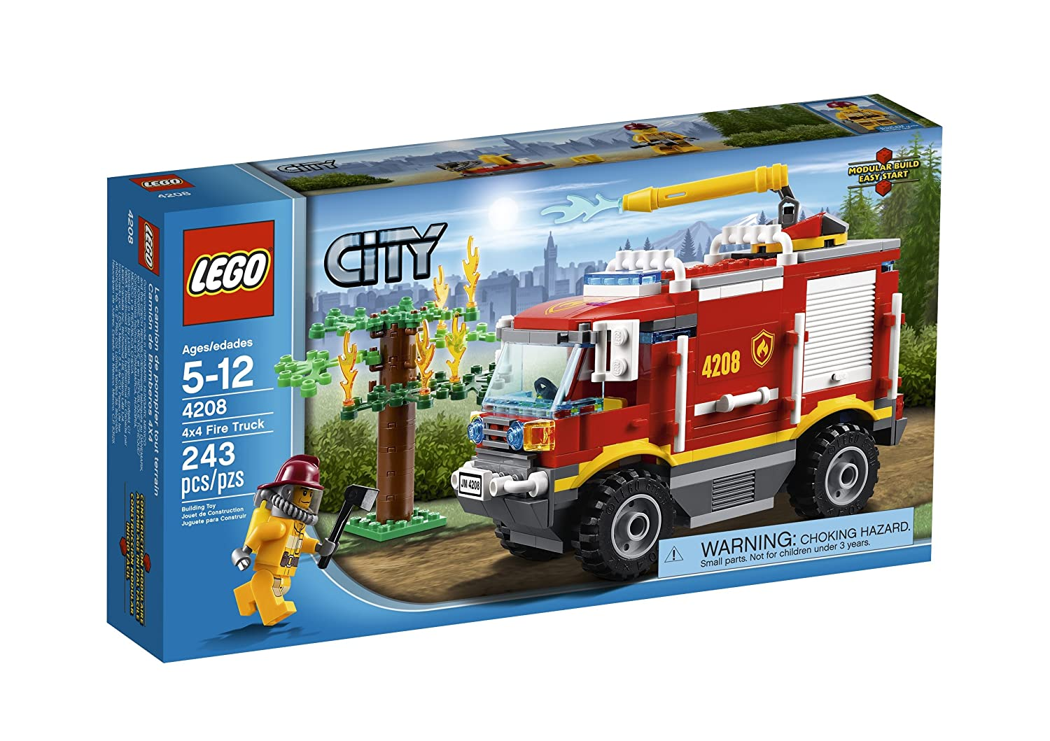 Top 9 Best LEGO Fire Truck Sets Reviews in 2021 13