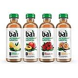 Bai Supertea Variety Pack, Antioxidant Infused Tea, 18 Fl. Oz. Bottles (Pack of 12)