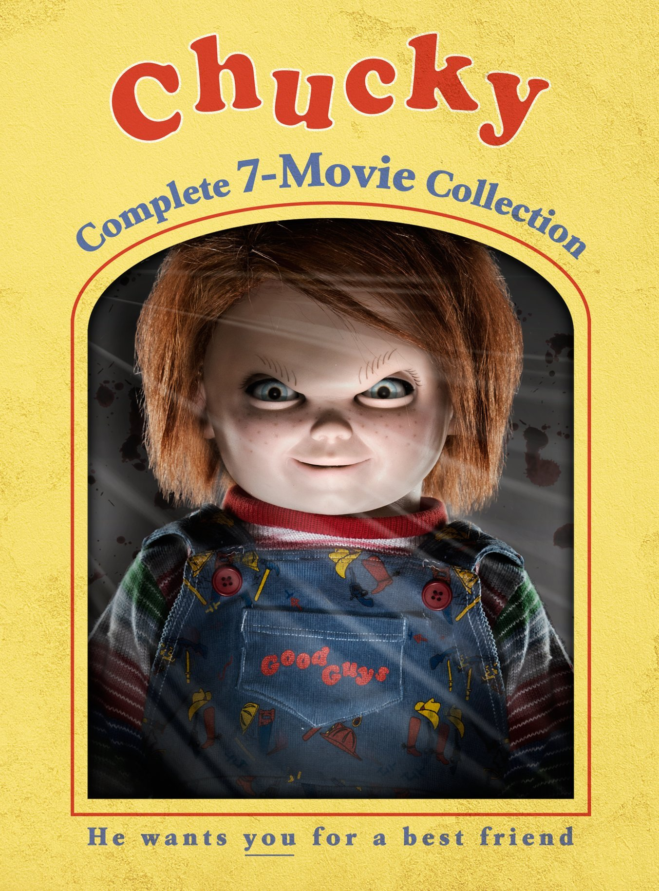 Chucky: Complete 7-Movie Collection by Universal Studios
