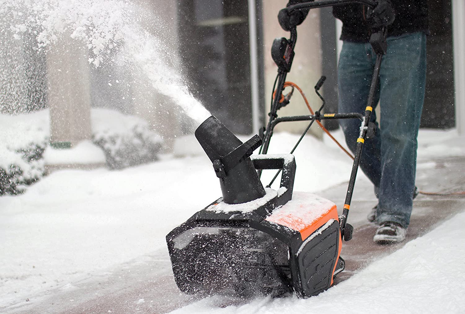 WEN Snow Blaster know for mobility