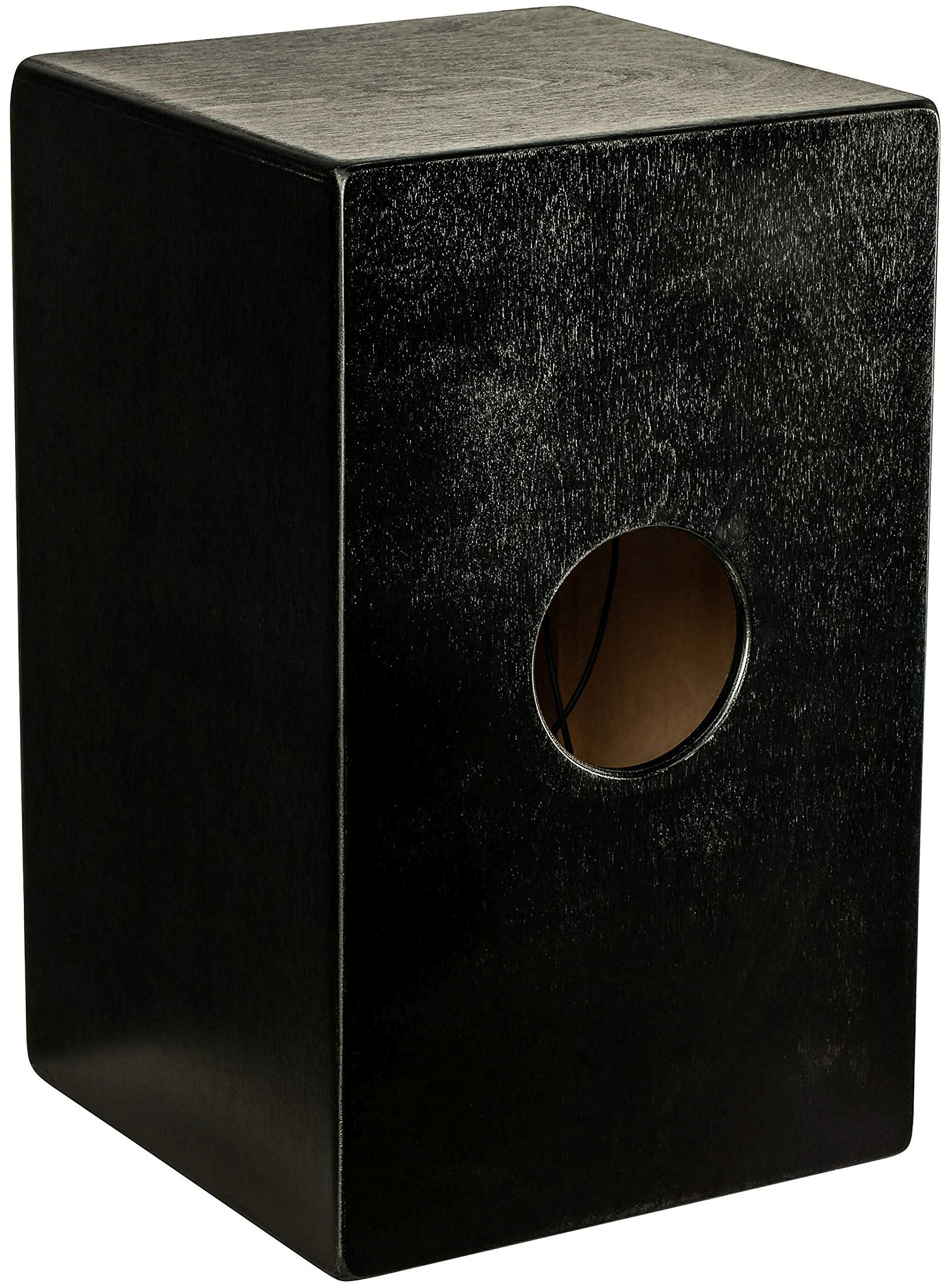 Meinl Pickup Cajon Box Drum with Internal Snares - MADE IN EUROPE - Baltic Birch Wood, Snarecraft Series, 2-YEAR WARRANTY (PSC100B) by Meinl Percussion (Image #2)