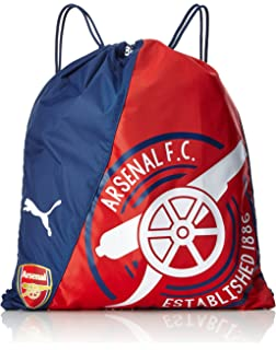 678ded9b97cc Puma Arsenal Fan Wear Gym Bag – High Risk Red Peacoat