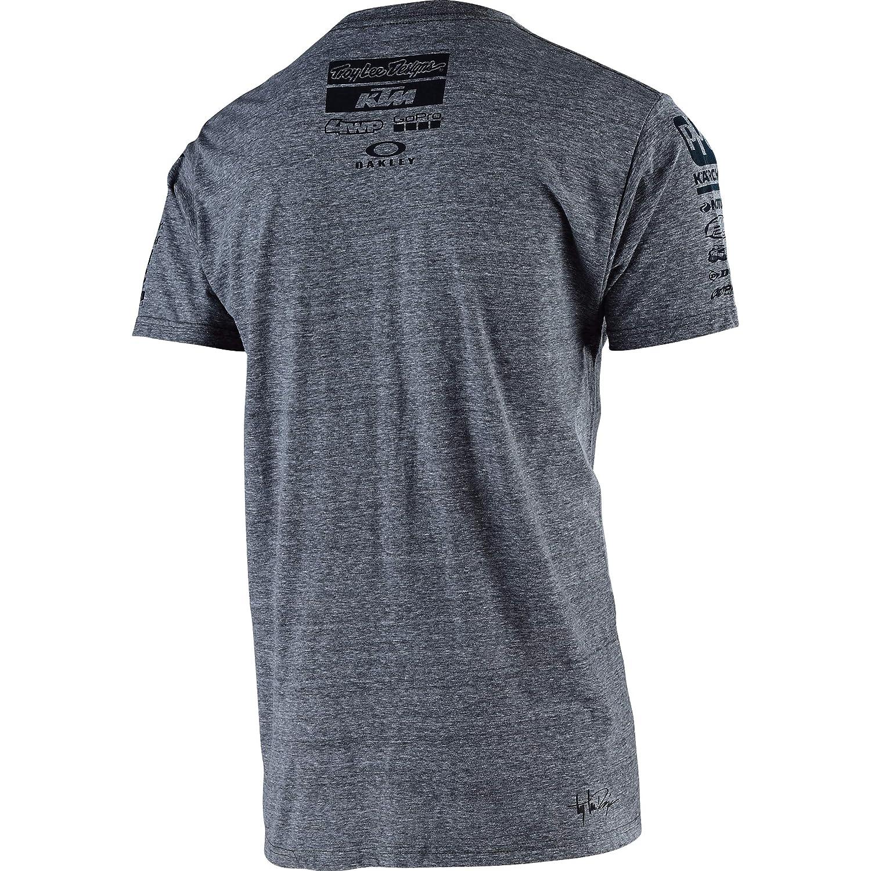 Troy Lee Designs KTM Team - Camiseta para adulto XL blanco: Amazon ...