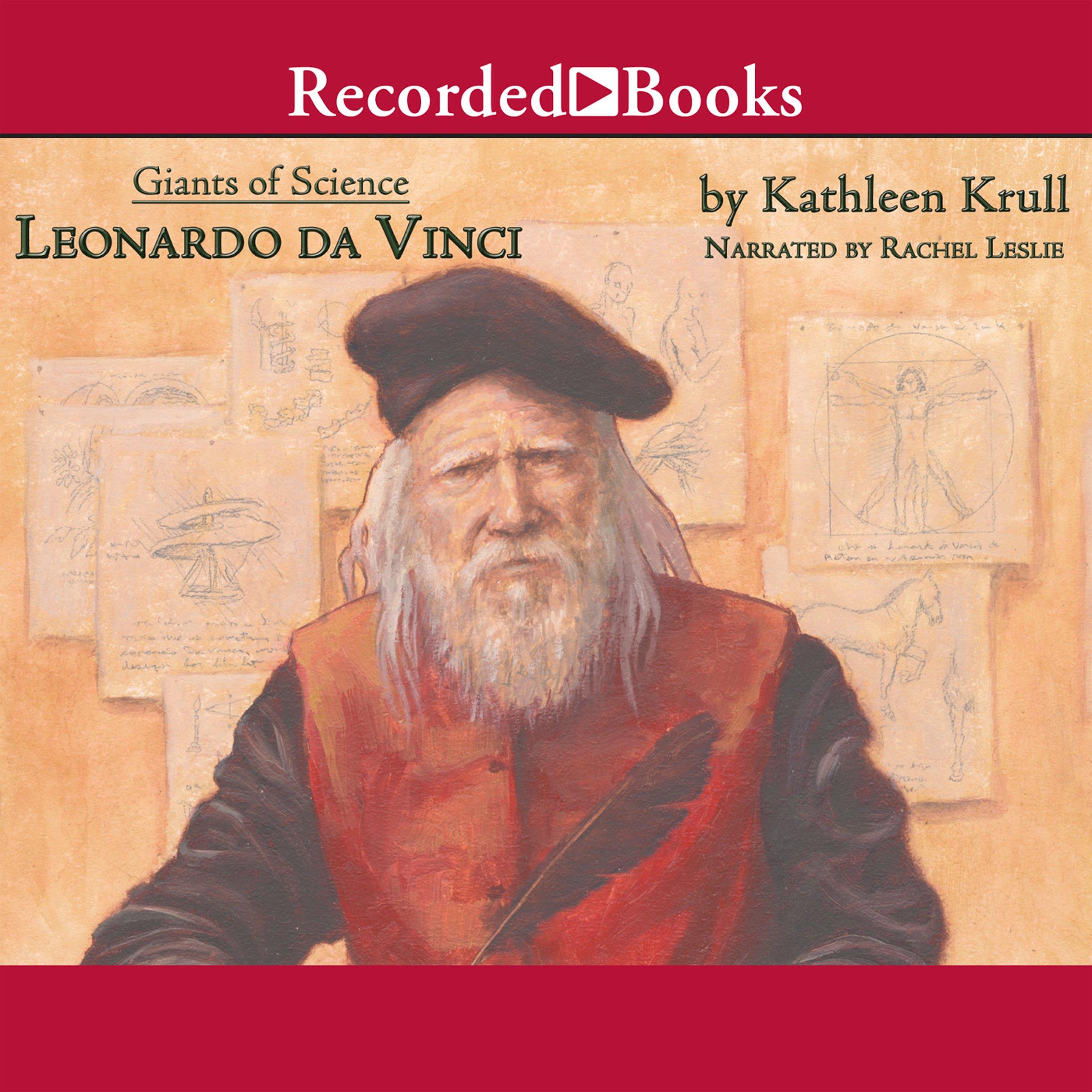 Giants of Science: Leonardo da Vinci