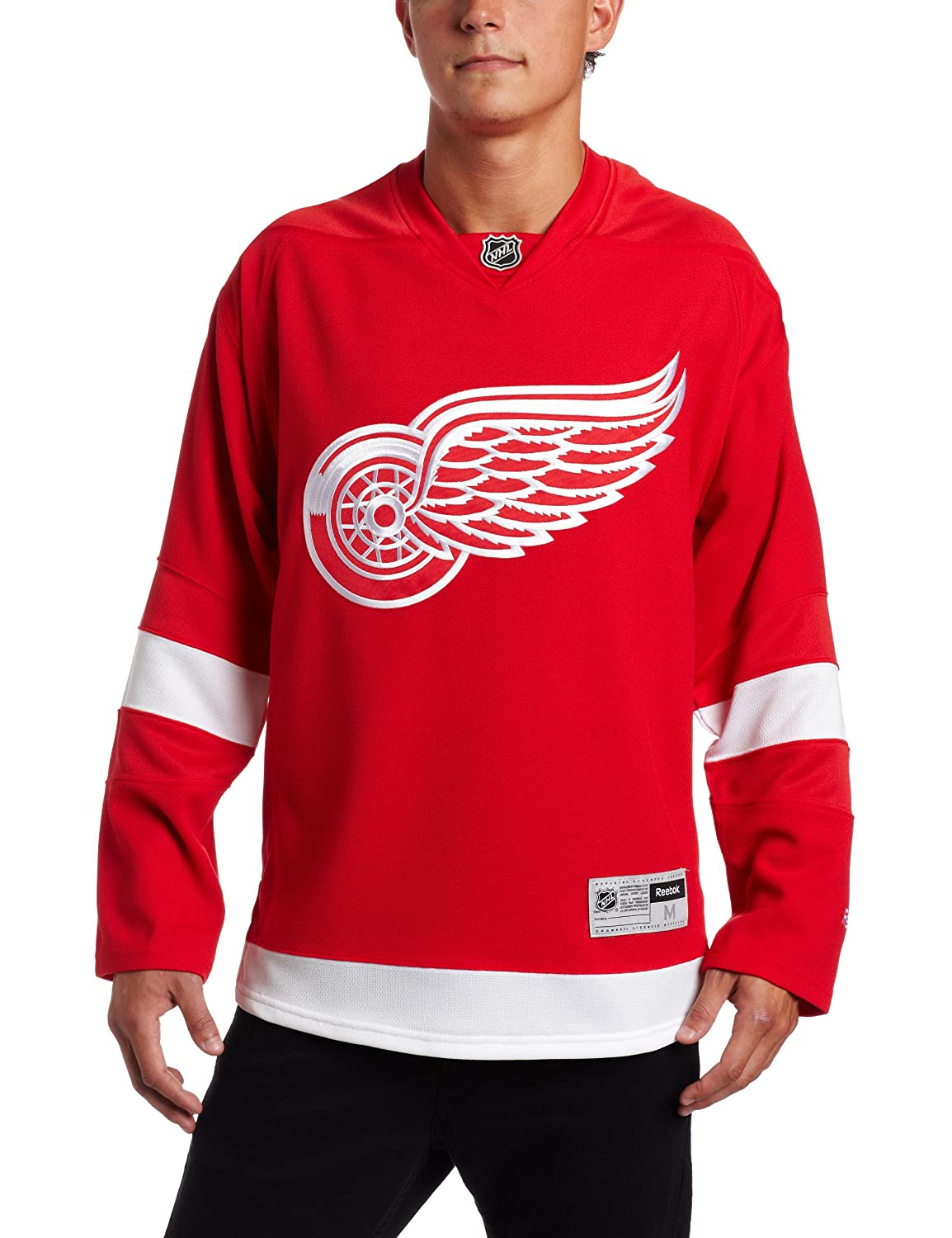 online retailer 08f2d 5582a NHL Detroit Red Wings Premier Jersey, Red