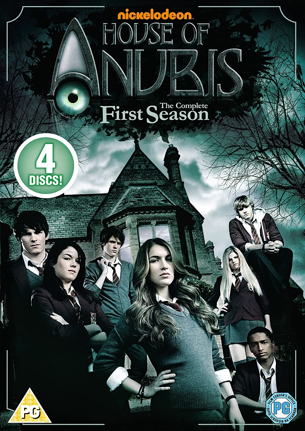 Amazon.com: House Of Anubis   Complete Season 1 [DVD] [Import Anglais]:  Movies U0026 TV