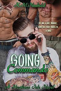 Going Commando (Heathens Ink Book 2)