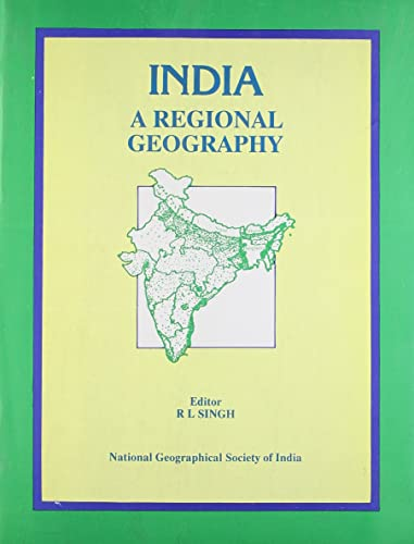 India: A Regional Geography