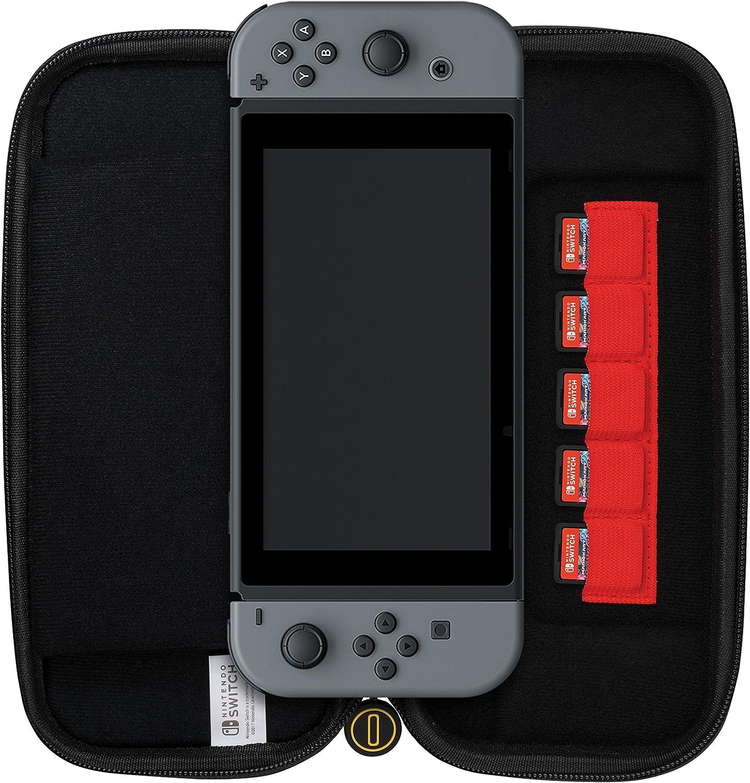 Pdp - Deluxe Consola Case Super Mario Kana Edition (Nintendo Switch): Amazon.es: Videojuegos