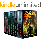 Shadow Detective Books 1-9: The Complete First Series Box Set