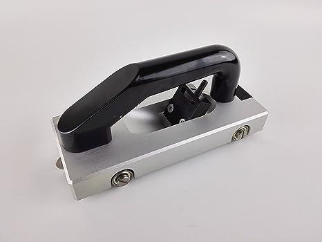 Ruedas Super Ranuradora girotrón asignación tirón herramienta de mano Slotter soldadura PVC para suelo