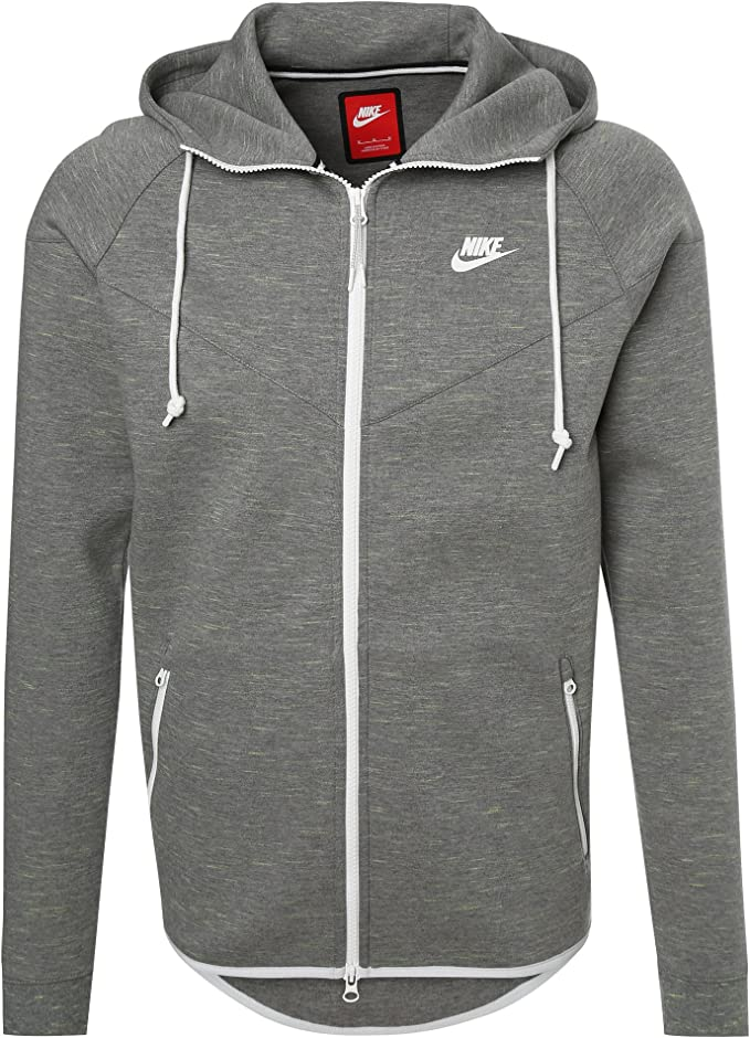 vender Resentimiento deficiencia  Nike Tech Fleece Windrunner Felpa con Cappuccio: Amazon.it: Sport e tempo  libero