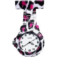 Ellemka - Mujer Hombre Enfermera | Reloj Enfermeria