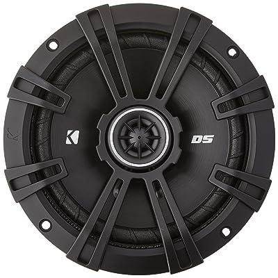 "Kicker DSC650 DS Series 6.5"" 4-Ohm Coaxial Speakers - Pair"