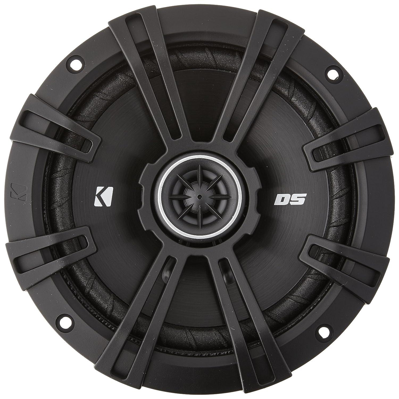 2) Kicker 43DSC6504 6.5' 240 Watt 2-Way 4-Ohm Car Audio Coaxial Speakers DSC6504