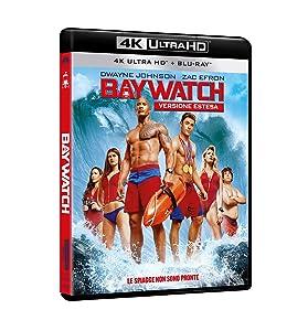 Baywatch (Blu-Ray 4K UltraHD + Blu-Ray) [Blu-ray]