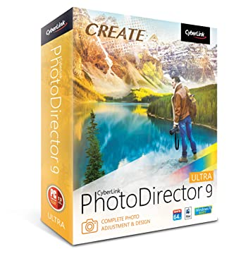 Cyberlink Photo Director 9 Ultra - Complete Photo Adjustment