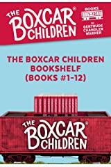 The Boxcar Children Bookshelf (Books #1-12) (The Boxcar Children Mysteries Book 1) Kindle Edition
