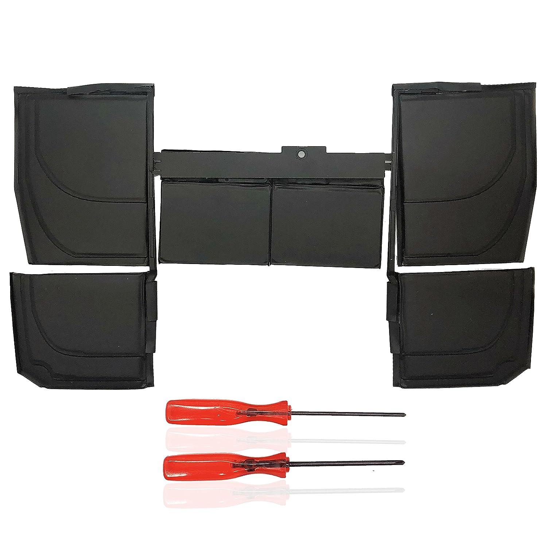 jqspower 7,6 V 40,28 Apple WH Laptop Batería para Apple 40,28 MacBook Retina 12 a1527 2015 Versión mf855 mjy32 mk4 m2 Accu Bateria ecc0c2