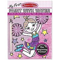 Melissa & Doug Mi Primera Pintura Con Agua