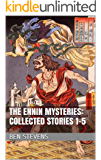 The Ennin Mysteries: Collected Stories 1-5 (English Edition)