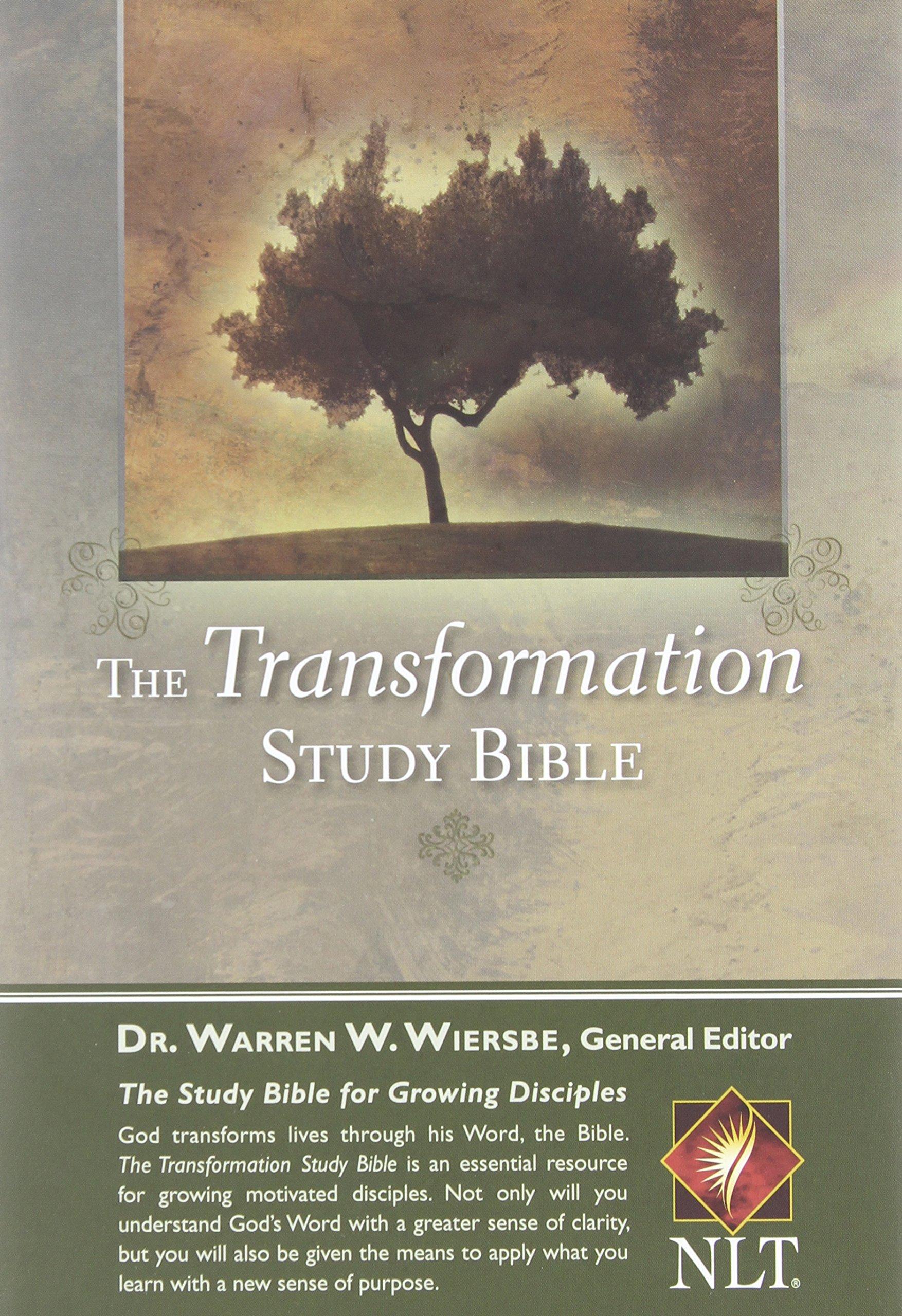 Transformation Study Bible Personal Ed