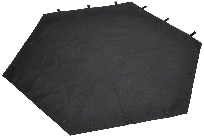 Trixie Natura Bâche Sol Nylon pour Enclos Noir 6257