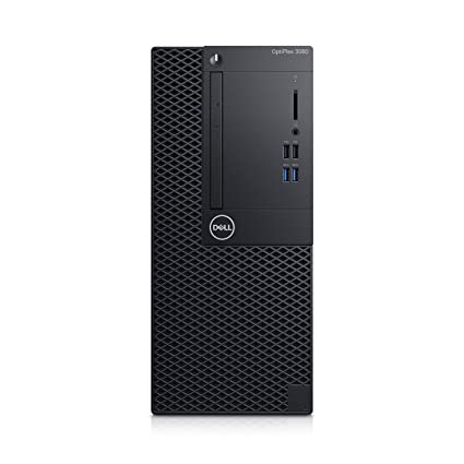 Dell Optiplex 3060 MT (Mini Tower) -Core i3 8th Gen || 8 GB Ram || 1 TB HDD  || Dos-Ubantu || Without Monitor and ODD