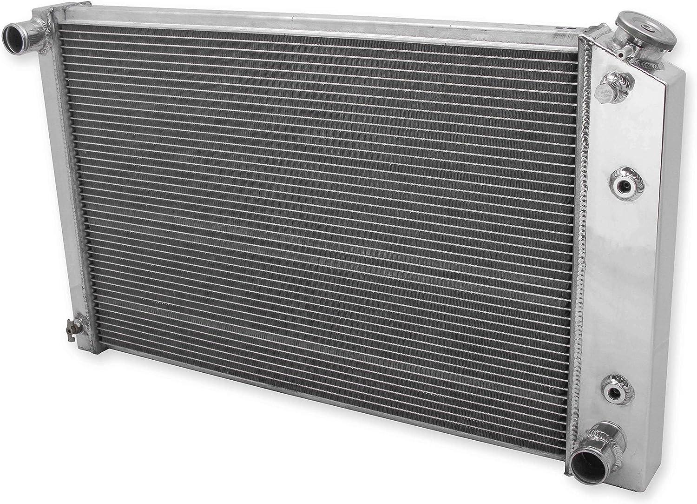 4Row Aluminum Radiator for 73-80 Chevy Monte Carlo El Camino Impala Caprice C20