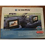 "Audiovox Dual 7"" Mobile DVD - PVS69701"