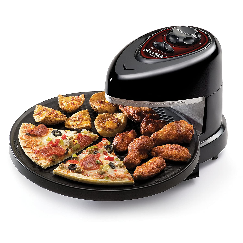 Presto 03430 Pizzazz Plus drehbar Ofen: Amazon.de: Küche & Haushalt