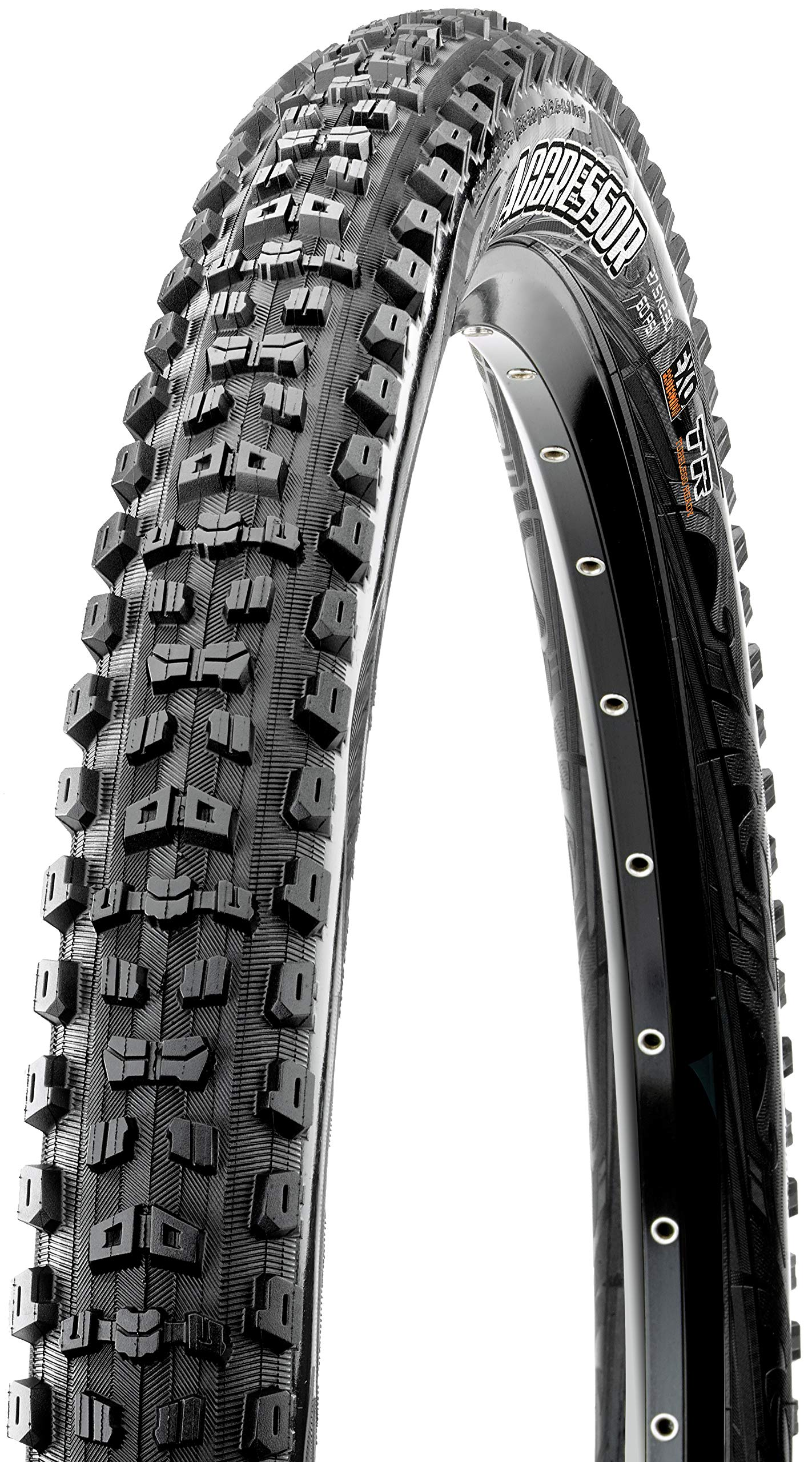 Maxxis Aggressor EXO/TR Tire - 27.5in EXO/TR, 27.5x2.3 by Maxxis