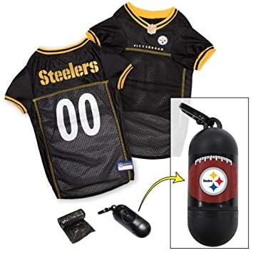 huge selection of fb421 06dba NFL PET Jersey. Most Comfortable Football Licensed Dog Jersey. 32 NFL Teams  Available in 7 Sizes. Football Jersey for Dogs, Cats & Animals. - Sports ...